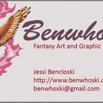 Benwhoski Business Card