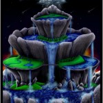 Divine Fountain of Creation