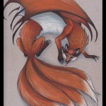 Great Red Fox-Dragon