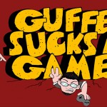 Guffey Sucks at Games Web Series Logo