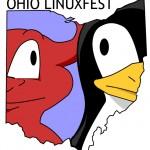 Ohio Linux Fest Logo